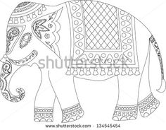 India Elephant Stock Photos, Images, & Pictures | Shutterstock