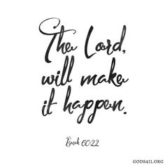 Isaiah 60:22 | Bible Verses