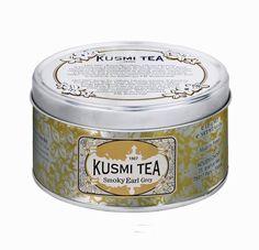 Kusmi Earl Grey Smoky Tea (4.4oz.)