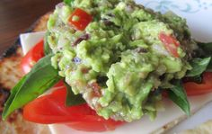 Try It In: Aztec Guacamole