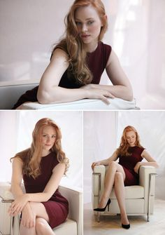 Deborah Ann Woll photographed by Fabio Lovin.....for mens fasion we need women like her by our side