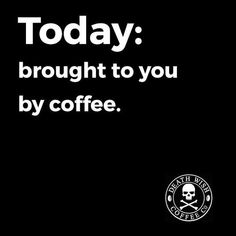 Death Wish Coffee Company is the top online coffee-seller of fair-trade, organic, high-caffeine blends, and we have the world's strongest coffee! Coffee World, Coffee Is Life, I Love Coffee, Best Coffee, Coffee Coffee, Coffee Lovers, Coffee Talk, Coffee Break, Coffee Quotes