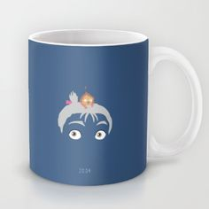 Howl's+Moving+Castle,+2004+Mug+by+Jarvis+Glasses+-+$15.00