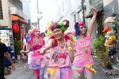 DokiDoki girls are so colorful!