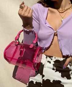 Vintage Bags, Vintage Handbags, Mini Purse, Mini Bag, Fashion Bags, Fashion Outfits, Fashion Trends, Purses And Bags, My Bags