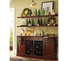 Kitchen Buffet Table Pottery Barn Wine Bar Buffet Bar Cabis Pottery Barn Bar Cabinet Cabinet Most Update Home Design Ideas Kitchen Dining, Decor, Bars For Home, Furniture, Kitchen Buffet, Home, Cabinet, Kitchen Remodel, Home Decor