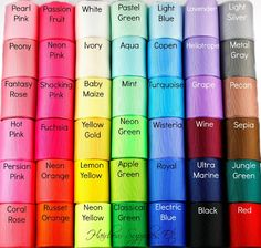 Our Basic Solid 1-1/2 inch Ribbon!  42 colors available!  Hairbow Supplies, Etc. - Your One Stop Shop for Hair Bow Supplies!