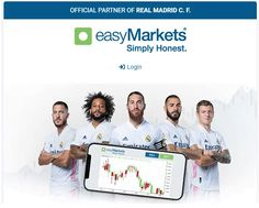 Trade Like A Champion is a trading contest from the broker EasyMarkets which offers $10000 for the first place. Thing 1, Online Trading, Competition, Champion, Marketing, Real Madrid Team, Football Team, Financial Statement, Door Prizes
