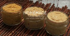 Spicy Mustard Recipe: How to Make Your Own Gourmet Mustard at Home