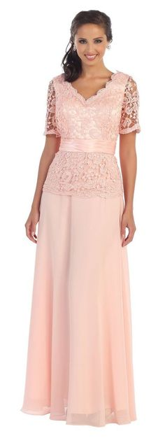 Top 10 Mother of the Bride Dresses On Pinterest