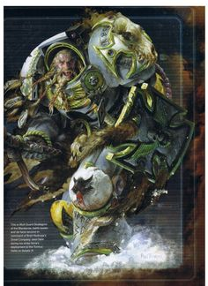 Warhammer Space Wolves