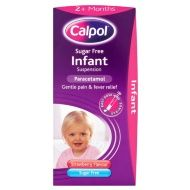 CALPOL Infant Sugar and Colour Free Oral Suspension Paracetamol - Strawberry Flavour for sale online Baby Cough Medicine, Baby Health, Health Care, Baby Toiletries, Baby Formula Coupons, Ear Wax Removal Tool, Gripe Water, Fantastic Baby, Dental Care