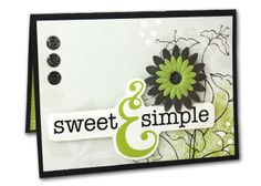 Love this card & can't wait to make one. Uses several products from the CM Enchanted Power Palette! #scrapbooking