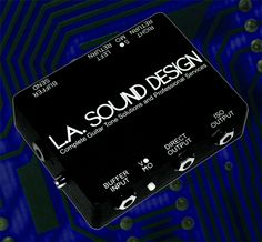 L.A. Sound Design | Complete guitar tone solutions and professional services
