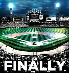 White Sox baseball is back.