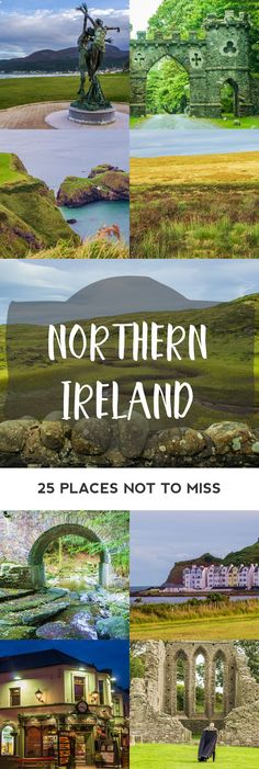 25 Photos That Make You Want to Visit Northern Ireland Today! - - The Travel Tester takes you on a coastal road trip and shows you the best scenery you don't want to miss when you visit Northern Ireland. Ireland Vacation, Ireland Travel, Dublin Ireland, Cork Ireland, Ireland Camping, Portugal Travel, Places To Travel, Travel Destinations, Places To Go