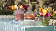 Fresh Welcome Beverages featured on PureJoyCatering.com