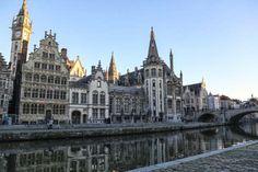Primärfarben: Flandern - Gent