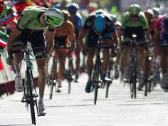 VUELTA A ESPANA STAGE 17 GALLERY Edvald Boasson Hagen claimed his second runner-up spot in a week