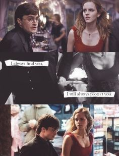 Harry and Hermione Potter.Magician royal couple