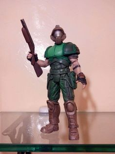 Doom Marine (Doom) Custom Action Figure
