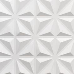 Panneaux muraux 3D - Motif Diamond