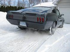 '68 Mustang