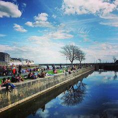 The Claddagh, Galway City, Ireland