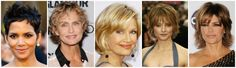 Diane  best short hairstyles for women over 40