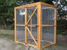 Cat enclosure by UK Kennels - East Sussex