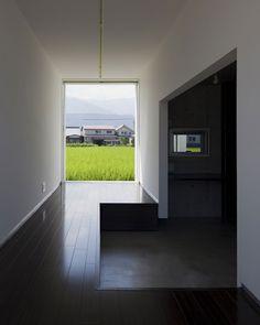 modern japanese house floor plans viahouse com Kazujuki okumura modern ...