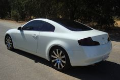 Who am I kidding... this if for me!!  But he would look good sitting in the pasanger seat   ;)    2003 Infiniti G35 coupe