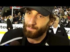 MayorsManor on-ice interview with Jarret Stoll