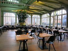 Cafe Restaurant Plantage - Awesome Amsterdam