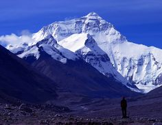 Mount Everest; China/Nepal Border  http://www.inquisitr.com/197909/mount-everest-climb-costs-more-than-a-sports-car/