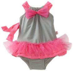 Floatimini Baby-Girls Infant Ballerina Tutu Swimwear, « Clothing Impulse