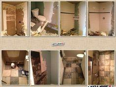 Bathrooms Remodelling
