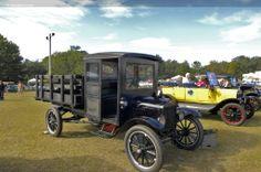 1922 Ford Model TT Image