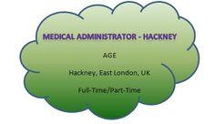 NEW JOB VACANCIES FROM AGE121...WWW.AGE121.COM/RECRUITMENT New Job Vacancies, East London