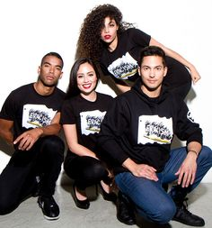 It's time to take a stand! #Eracism t-shirts available now.