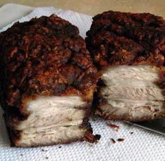 Blessed Homemaker: Crispy Roast Pork by Airfryer