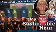 STANDING YOUR GROUND FOR THE BIGGER PICTURE |3 June 2017 – Our guest in the sustainable studio is Petra Goerschel, member of Geelong Sustainability's committee, for a talk about coal mines, values, our future, and much more. We listen to a #StopAdani speech by Stephen Higgs, former principal of Ballarat Grammar. And play a song by Ruth Mundy: 'Adani'