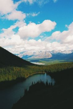 Rawson Lake in Kananaskis, Alberta, Canada by heyvian