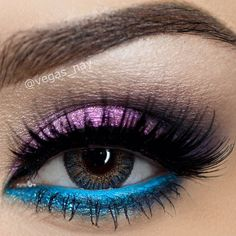 Urban Decay Electric palette.