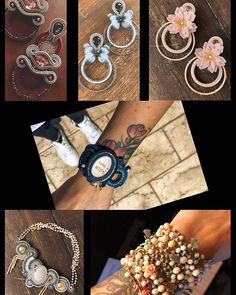 Soutache Necklace, Fashion Necklace, Fashion Accessories, Instagram, Women, Fotografia, Bijoux, Women's, Woman
