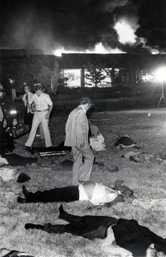 May 165 people are killed and over 200 injured in a fire that engulfs the Beverly Hills Supper Club in Southgate, Kentucky. It remains the third deadliest nightclub fire in U. Haunting Photos, Haunting Stories, George Santayana, My Old Kentucky Home, Supper Club, Thats The Way, Natural Disasters, World History, Historical Photos