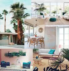 Resultado de imagem para palm spring decor