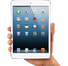 Apple made its play to dominate the fast-growing tablet market on Tuesday with the announcement of its new iPad Mini. The iPad Mini is a new tablet with half the size of its existing iPad and it fits in the hand. The iPad Mini aims at comp Apple Tv, Apple Watch, Mini Apple, Apple Ipad, Baby Apple, Ipad Mini 2, Accessoires Ipad, Mobiles, Apps