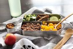 Michelle Yandle from The Good Life Health on Healthy Lunchboxes Real Food Recipes, Life Is Good, Lunch Box, Beef, Good Things, Healthy, Meat, Life Is Beautiful, Bento Box