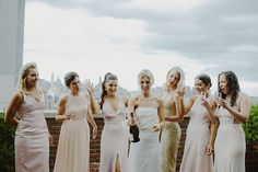 An Understated Downtown New York City Wedding at The Bowery Hotel